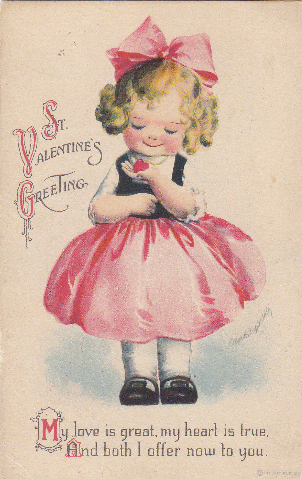 Valentines Day – Valentines Day Post Cards