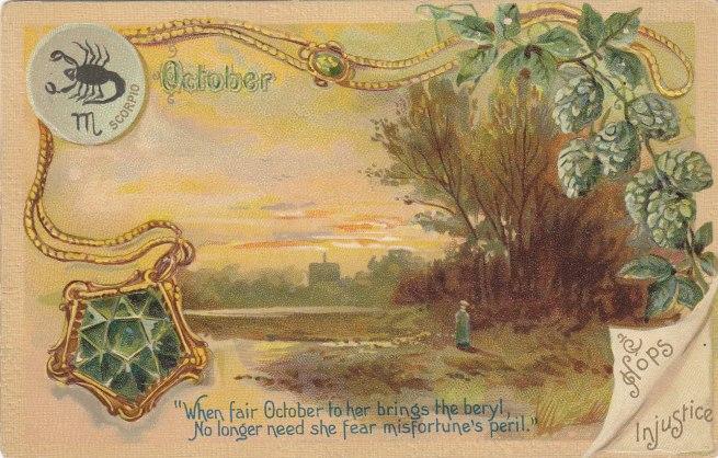 Fair October | Moore's Postcard Museum