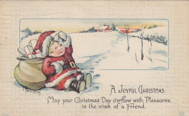 Twelvetrees Santa
