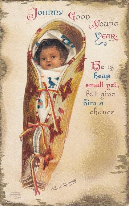 Clapsaddle Baby