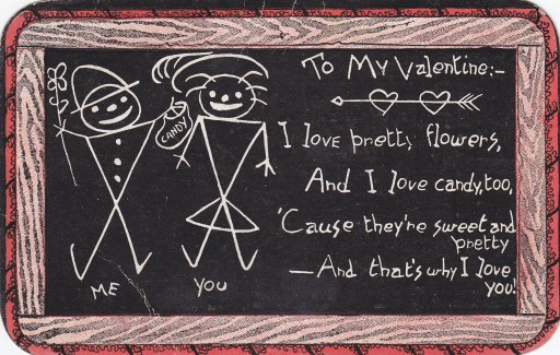Silly Valentine Card