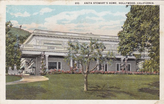 Anita Stewart's House