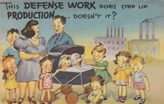 Defense Work