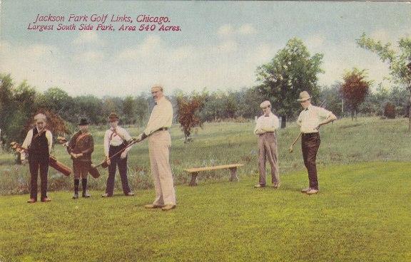 Jackson Park Golf