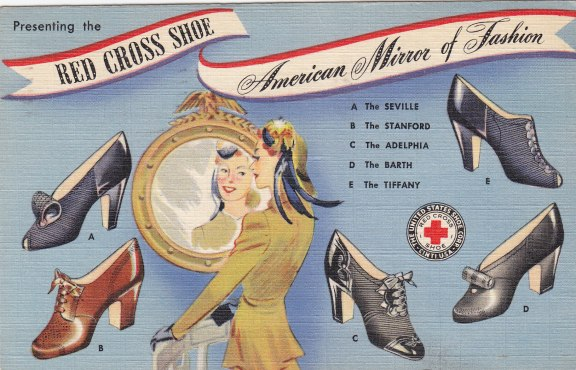 Red Cross Shoes
