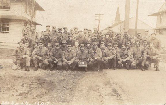 Fort Sheridan Group Shot