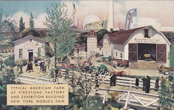 Typical American Farm