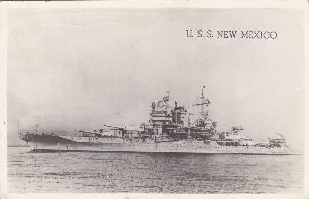 U.S.S. New Mexico